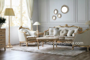 French Modern Fabric Sofa Living Room Sofa pictures & photos