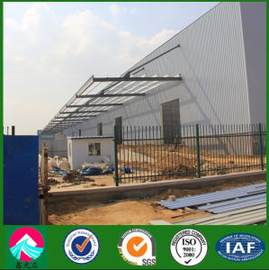 Portal Frame Steel Structure/Building Workshop pictures & photos
