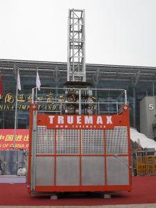Construction Machinery Hosit Building Hoist (Model: SC(D) 320 pictures & photos
