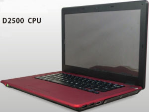 Laptop Netbook Notebook Atom D2500, Support 3G /WiFi, DVD-RW pictures & photos