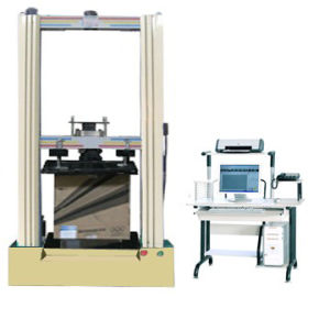 Intelligent Electronic Tensile Testing Machine for Packaging Detection Industry pictures & photos