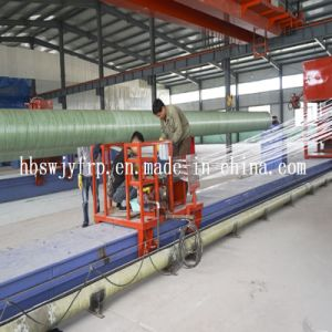 GRP Composite Drinking Water Pipe Making Machinery pictures & photos