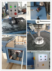 Auto Double Heads Glass Hole Drilling Machine pictures & photos