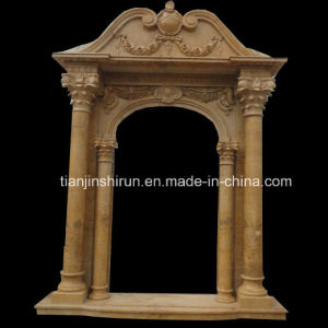 Marble Door Frame, Door Surrounding pictures & photos
