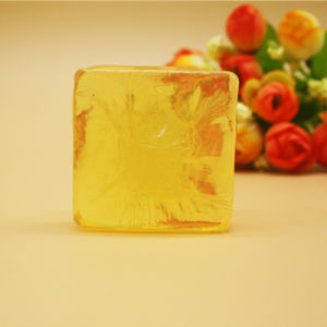 9g, 12g, 15g, 20g, 25g, 30g Transparent Soap // Hotel Soap // Cheap Hotel Soap // Flow Packed Soap // Hotel Soap 1 pictures & photos