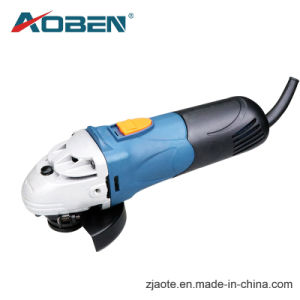 100mm 225W Electric Angle Grinder Power Tool (AT6501) pictures & photos