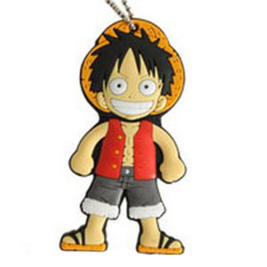 One Piece Monkey D Luffy USB Flash Drive