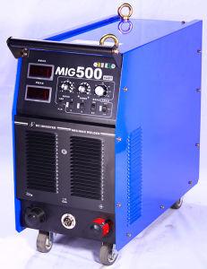 MIG/MMA Welding Machine/Welder/Welding Equipment MIG500I pictures & photos