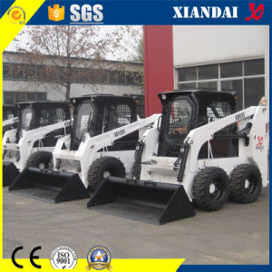 Xd650 Skid Steer Loader for Sale China Made Bobcat pictures & photos