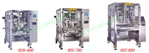 MID-Speed Food Vertical Packing Machinery/Package Machine