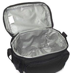 Top Quality Lunchbox Black Unique Travel Bag Cooler Bag (QK-C-212) pictures & photos
