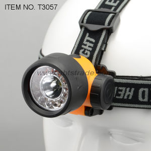 Multi Function LED Headlamp (T3057) pictures & photos