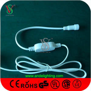PVC Cable LED String Light Christmas Decoration pictures & photos