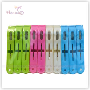 10PCS Colorful Plastic Clothes Pegs pictures & photos
