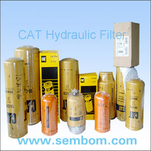 High Performance Hydraulic Oil Filter for Caterpillar Excavator/Loader/Bulldozer pictures & photos