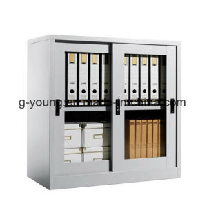 Modern Office Furniture File Cabinet with Bookshelf