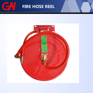 High Quality 20m 25m Fire Hose Reel pictures & photos