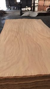 3.6mm Natural Masawa Veneer Plywood for Furniture pictures & photos