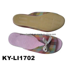 Ladies Indoor Slippers, Indoor Shoes, Ladies Footware pictures & photos