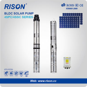 Submersible Solar Water Pump pictures & photos