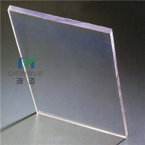 Shield Board with Polycarbonate Material