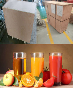 Ce Quality Apple Large Capacity Orange Juicer Juice Making Machine pictures & photos