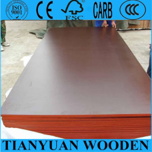 Building Materials Film Faced Plywood, Linyi Plywood Factory pictures & photos