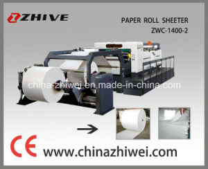 High Speed Good Quality Paper Roll Cutting Machine
