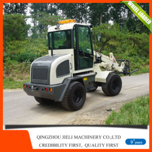 Mini Wheel Loader with Ce Certification pictures & photos