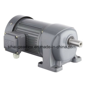 G3lm Foot-Mounted Helical Geared Motor, Transmission Application Helical Gearmotor pictures & photos