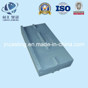 Hammer Plate for Crusher Part