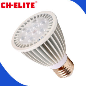 Good Heat Dissipating 8W PAR20 LED Light in White Color