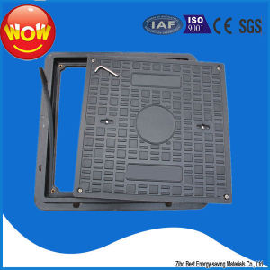 Composite Material FRP Reinforce Fiber Glass Seal Manhole Covers pictures & photos