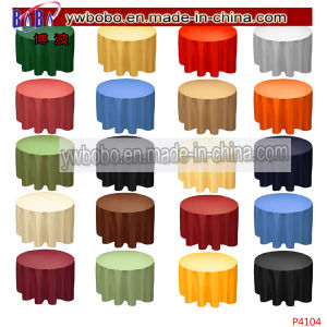 Tablecloth Table Cloth Birthday Wedding Party Supplies (P4104) pictures & photos