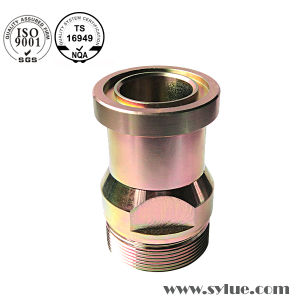 Good Quality Steel Milling and Turning Zinc Plated pictures & photos