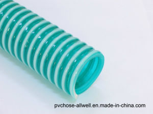 PVC Suction Plastic spiral Flexible Reinforced Water Pipe Hose pictures & photos