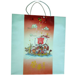 Paper Shopping Bag Packing Gift Bag with Logo for Promotion pictures & photos