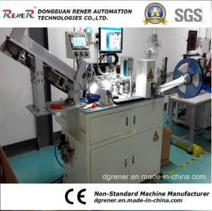 Non-Standard Customized CCD Testing Automatic Packing Machine for Electronic Connector pictures & photos