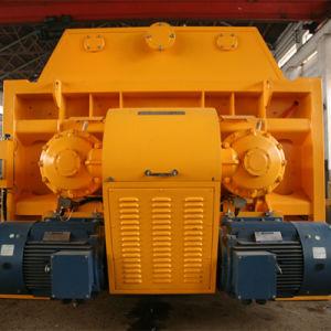 Twin Shaft Force Concrete Mixer (Js3000) pictures & photos