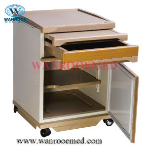 Bc009 ABS Steel Hospital Bed Locker/ ABS Bedside Cabinet pictures & photos