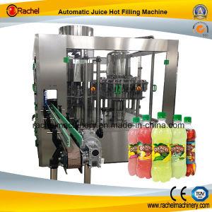 Automatic Fruit Juice Hot Filler pictures & photos