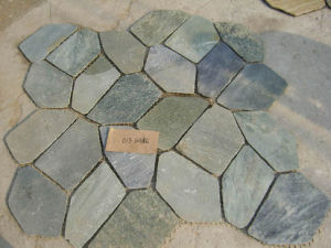 Random Slate Tile Paving Stone Slate pictures & photos