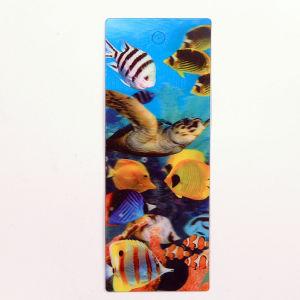 Promotional Cute 3D Plastic Bookmark pictures & photos