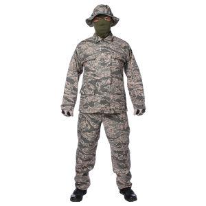 Us Air Force Abu Camo Airman Battle Bdu Uniform Set (WS20286) pictures & photos