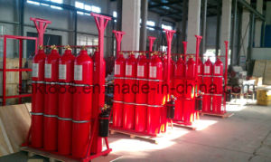 CO2 Fire Extinguishing System pictures & photos