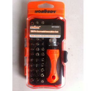 38in1 Ratchet Screwdriver Set pictures & photos