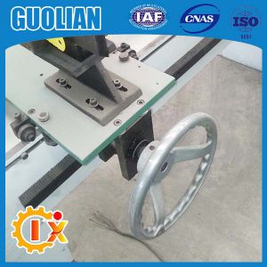 Gl-706 PVC Skotch Stationery Tape Cutting Machine pictures & photos