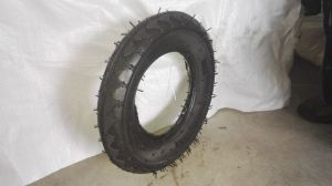 High Natural Rubber Wheel Barrow Tire and Tube pictures & photos
