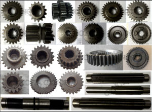 Gears Pinion / Cast Iron Gears for Gearbox pictures & photos