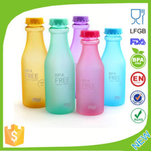 600ml Colorful Plastic Travel&Sport Water Tea Bottle Dn-073b pictures & photos